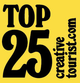 Top 25 Art Blog - Creative Tourist